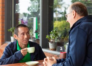 Paul & Roger Cafe 6733